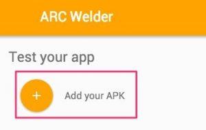 Hit-Add-APK-in-ARC-Welder-showbox