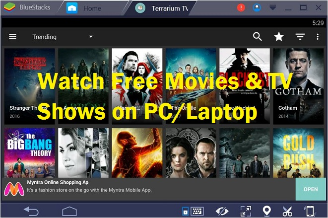 app to download free movies and series